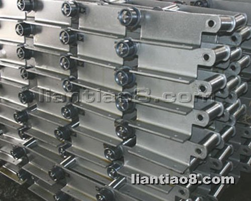 链条吧提供生产双节距输送链条厂家