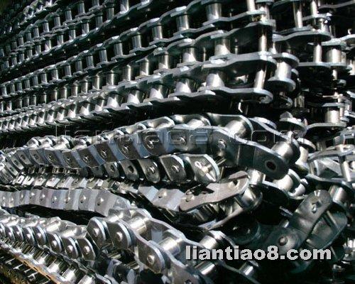 链条吧提供生产双排链轮