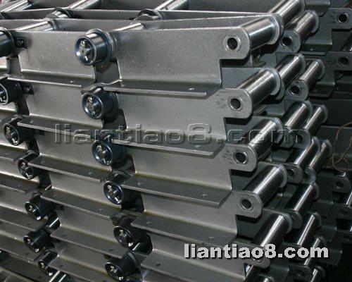 链条吧提供生产长节距米制输送链