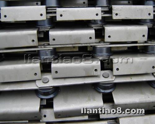 链条吧提供生产钢管输送链厂家