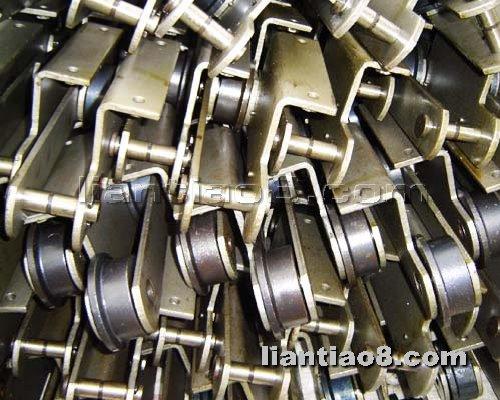 链条吧提供生产双排短节距精密滚子链厂家