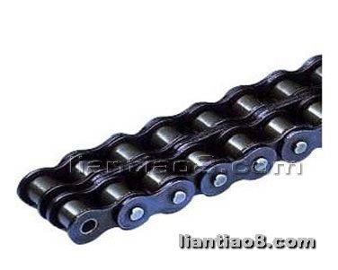 链条吧提供生产双排链条厂家